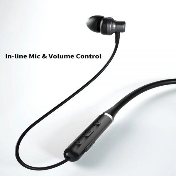 Grooves Wireless Neckband Earphones