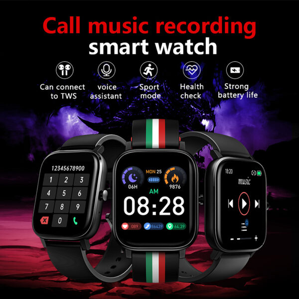 Smartwatch with Calling Function
